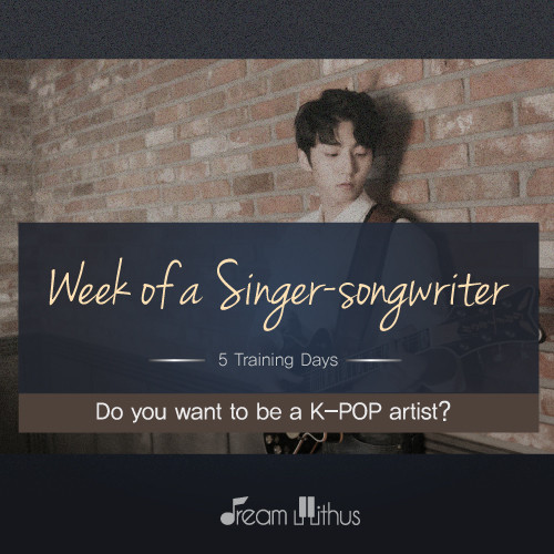 WEEK OF A SINGER-SONGWRITER
