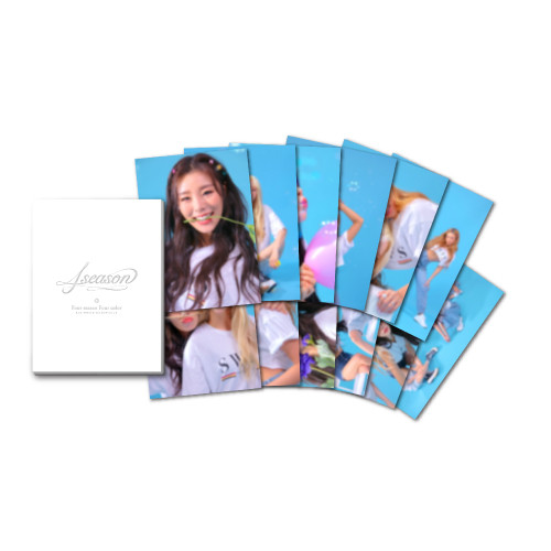 [F/W in DAEGU] POSTCARD SET