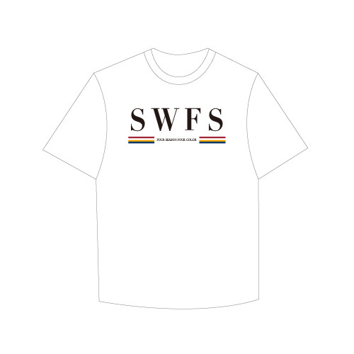 [F/W in DAEGU] SWFS T-SHIRT (White ver.)